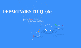 DEPARTAMENTO TJ-967