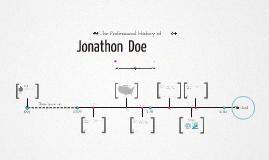 Timeline Prezumé by JoAnne Hibbard