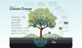Climate Change (Ecology)