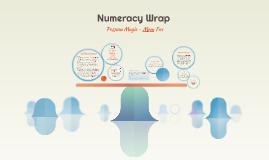 Numeracy Wrap
