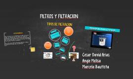 FILTROS Y FILTRACION FIFI