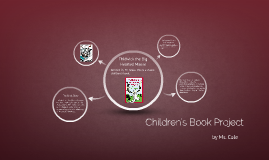 Children's Book Project Example