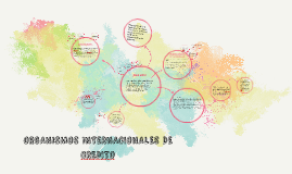 ORGANISMOS INTERNACIONALES DE CREDITO