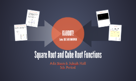 Square Root and Cube Root Functions