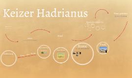 Keizer Hadrianus