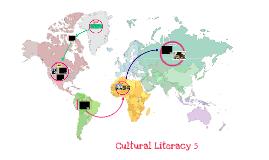Cultural Literacy Week 1