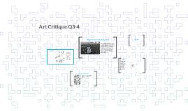 Art Critique Q4