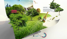 Copy of Template Green 3D par Prezcreation.com