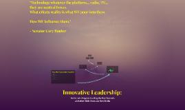 Innovative Leadership: