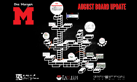 August Board Update