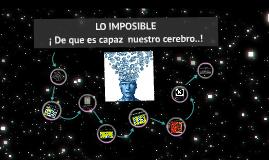 Lo imposible. Ilusiones ópticas.