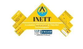 Incubateur INETT ENSAM Casablanca