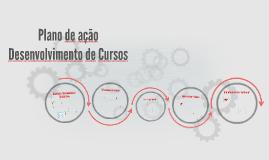 GEDUC - Plano de ação Desenvolvimento de Cursos