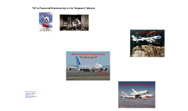 American Icon Presentation: The Boeing 747