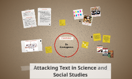 Copy of Attacking Text in Science and Social Studies