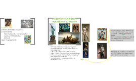 Welcome to Art History: Renaissance to Modern
