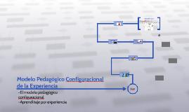 Modelo Pedagógico Configuracional de la Experiencia