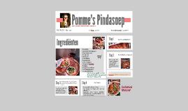 Pomme's Pindasoep