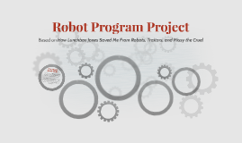 Robot Program Project