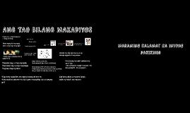 Copy of PAGIGING MAKA DIYOS NG TAO