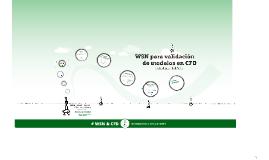 EAFIT: WSN para validación de CFD