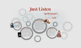 Just Listen - Megan, Maddy, and Maddi