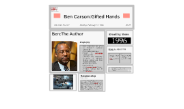 Ben Carson:Gifted Hands