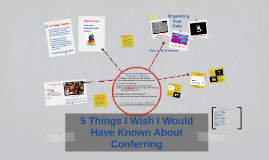 Copy of 5 Things I Wish I Would Have Known About Conferring