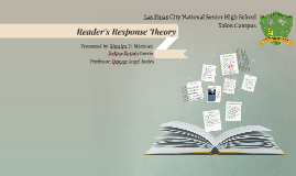 Copy of Reader's Response Theory
