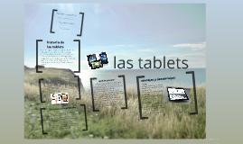 las tablets