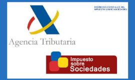 REGÍMENES ESPECIALES DEL IMPUESTO SOBRE SOCIEDADES
