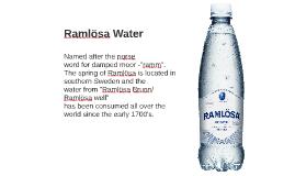 Ramlösa Water