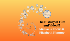The History of Film and Video!
