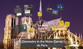 The Notre Dame de Paris