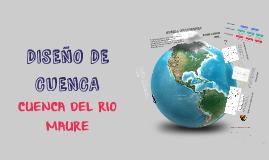 Copy of Cuenca Hidrográfica Maure -UPT