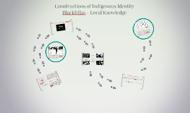 Constructions of Indigenous Identity