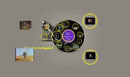 Copy of Siglo De Oro Español