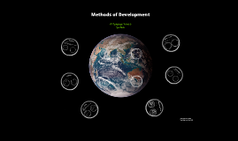 Copy of Methods of Development