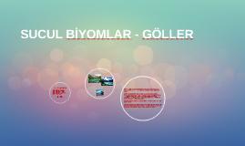 SUCUL BİYOMLAR