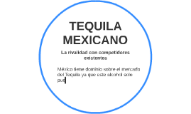 TEQUILA MEXICANO