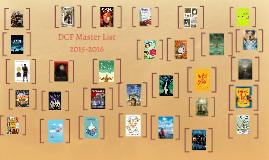 DCF Master List