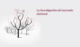 La investigación del mercado electoral