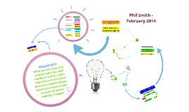 Phil Smith - February 2014