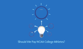 Should We Pay NCAA College Athletes
