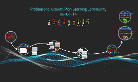 Professional Growth Plan Learning Community June 2014