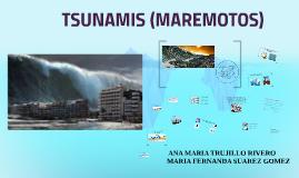 TSUNAMI (MAREMOTOS)