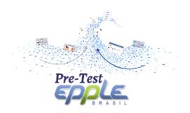 Tutorial - Pre-Test EPPLE
