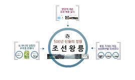 세계문화유산-조선왕릉
