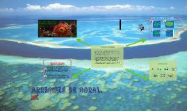 Copy of Copy of  Arrecifes coralinos