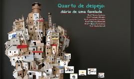 """Aulão interdisciplinar: """"Quarto de Despejo"""" (2018, parte II)"""